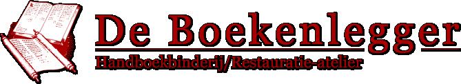 De Boekenlegger – Handboekbinderij en Restauratie-atelier
